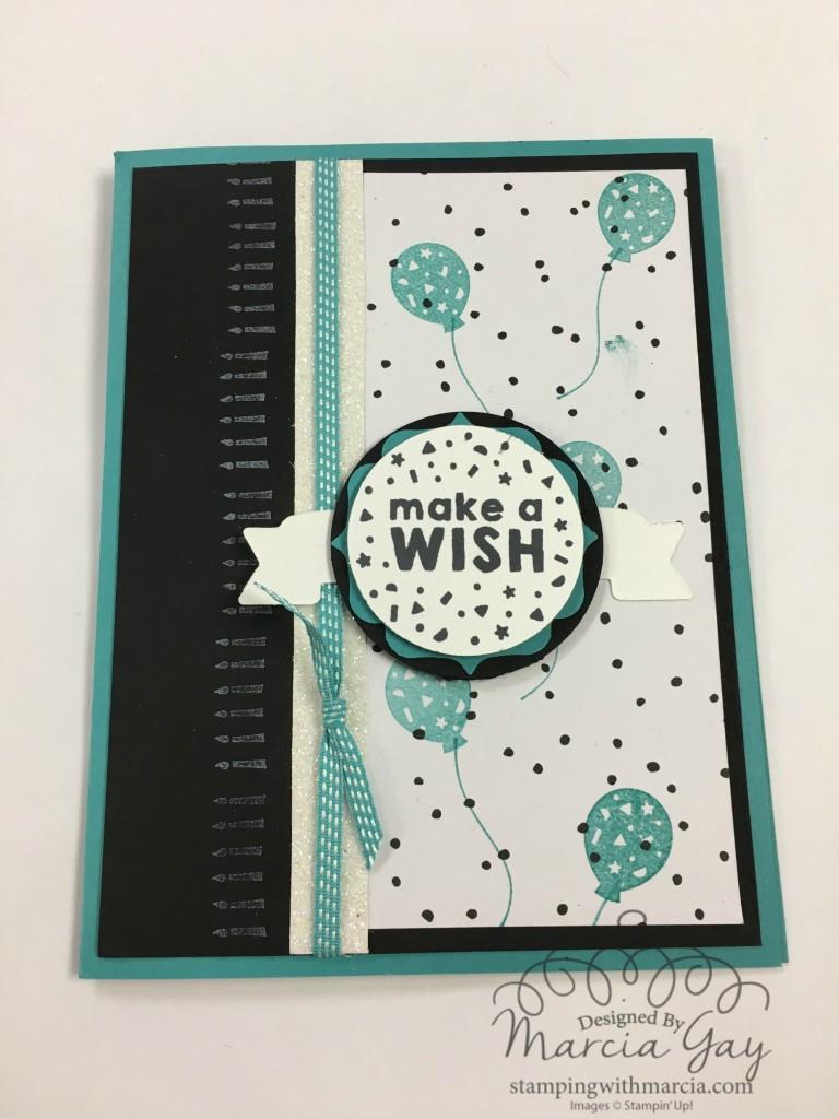 Make a Wish BD card